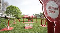 Coca Cola gradi vježbališta na otvorenom - glasujte za Viroviticu