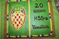 Gradska organizacija HSS-a Virovitice obilježila 20 godina postojanja