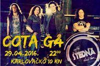 Energični hard rock bend COTA G4 u Štednoj