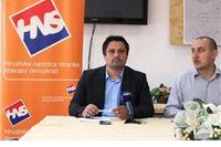 HNS predlaže preferencijalno glasovanje i na lokalnim izborima