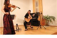 Koncert Maje Veljak i Slađane Čolović - Vlašimski s novim aranžmanima, violina uz lutnju i mandolinu