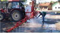 Zakonska obveza pregleda uređaja za primjenu pesticida (prskalice, atomizeri)