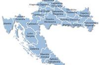 Znatno su se povećale razlike među hrvatskim regijama