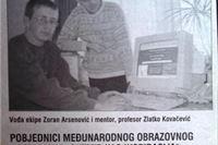 Na današnji dan 2002. godine objavljena prva vijest na našem portalu