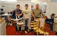 Mihael Mikić učenik Industrijsko obrtničke škole Virovitica osvojio srebrnu medalju na međužupanijskoj izložbi inovacija