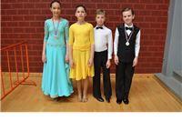 Leo i Emma srebrom do više plesne kategorije