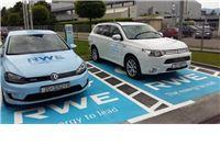 RWE otvorio javnu punionicu električnih automobila
