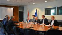 Mogućnostima sufinanciranja ključnih projekata kroz Europski fond za strateška ulaganja