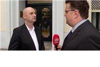 Tolušić za Novu TV: 'Danas se pokazalo tko su trgovci. Novu vladu desnog centra podržat će svi osim SDP-a'