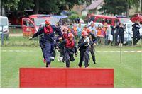 Na Županijskom vatrogasnom natjecanju za pomladak i mladež sudjelovlo 490 natjecatelja