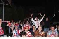 U Štednoj - Hrvatska : Španjolska na otvorenom
