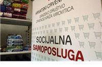 Prikupljeno 890 kilograma hrane za socijalnu samoposlugu Djelo ljubavi