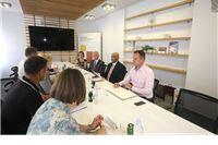 Veleposlanik Republike Indije Sandeep Kumar posjetio Virovitičko-podravsku županiju