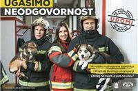 Ugasimo neodgovornost- prijatelji životinja i Hrvatska vatrogasna zajednica pozivaju sve da ne napuštaju životinje