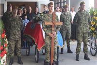 Uz vojne počasti sahranjen Vladimir Moslavac Crveni