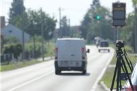 Policijski službenici Virovitičko-podravske županije isprobali radarski uređaj Binar