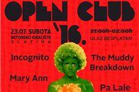 Slatina Loud fest: Oživljen legendarni Open club