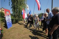 Svečano obilježena 25. obljetnica oslobođenja Jasenaša, prvog oslobođenog naselja u Domovinskom ratu