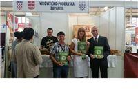 Prezentacija gospodarstva Virovitičko-podravske županije na 14. Ekobis-u, međunarodnom ekološkom sajmu u Bihaću