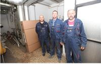 Radovi na rekonstrukciji plinskih kotlovnica u Virovitici