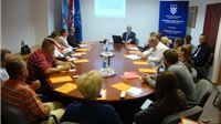 """U HGK - Županijskoj komori Virovitica prezentiran natječaj """"Kompetentnost i razvoj MSP"""""""