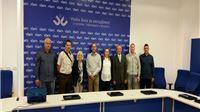 Poslovni susret predstavnika Visoke škole za menadžment u turizmu i informatici i Hrvatske gospodarske komore
