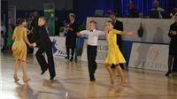 Zapažen nastup virovitičkih plesača na međunarodnom turniru u Varaždinu