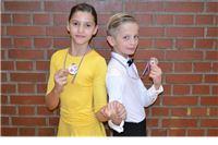 Ana Medved i Petar Turnaj srebrni na međunarodnom plesnom natjecanju u Sisku