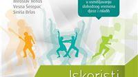 Javni poziv za sudjelovanjem u izradi vodiča o slobodnom vremenu mladih