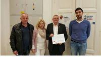 Općina Suhopolje u suradnji s VIDRA-om prijavila rekonstrukciju nerazvrstane ceste u Borovi vrijednosti  3,7 milijuna kuna