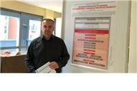 Na konferenciji psihologa Siniša Brlas predstavio svoju knjigu o planiranju i evaluaciji prevencije