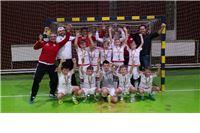Dječaci Nogometne akademije No Limit osvojili turnir u Sanskom Mostu