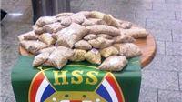 HSS dijeli božićnu pšenicu i kalendar