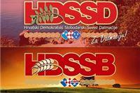 HDSSB-ovi disidenti na pučističkom saboru. Za šefa izabrali Šišljagića, iz petnih se žila trude reći što im sve kod Glavaša sada smeta