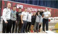 Pitomačani sa pet zlata na najjače na Prvenstvu Hrvatske u powerliftingu i bench pressu