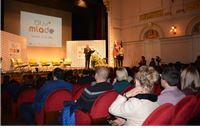 Mladi iz raznih krajeva Hrvatske na konferenciji u Karlovcu slušali o mogućnostima koje im se nude kroz EU fondove