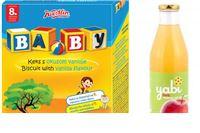 Zbog rizika za zdravlje djece povlače se Koestlinovi baby keksi i Yabi sok od jabuke