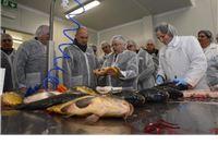 U Čačincima otvorena tvornica za preradu slatkovodne ribe
