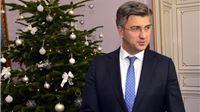 Plenković: Virovitičko-podravska županija kvalitetno se razvija. Ključni projekt za ovaj dio Hrvatske je, naravno, brza cesta