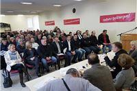 Bernardić na izbornoj konvenciji SDP-a u Virovitici: Nudimo alternativu lošoj vlasti u Virovitičko-podravskoj županiji koja je u 25 godina ostavila siromaštvo i iseljavanje