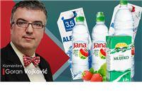 Index.hr: Tolušić nema pojma, evo zašto je voda skuplja od mlijeka