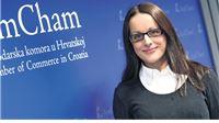 Virovitičanka Martina Boban, pobjednica prošlogodišnjeg AmChamova Talents programa: Kompanije se sve više otvaraju mladima