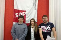 Novo vodstvo Foruma mladih SDP-a Slatina
