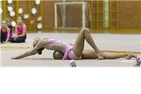 Lara Pleše: Početak priče o ritmičkoj gimnastici u Virovitici