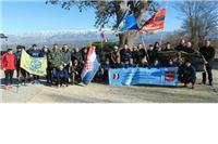 Slavonski maratonci trčali na Maslenici