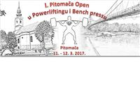 Počele prijave za I. Pitomača Open u Powerliftingu i Bench pressu