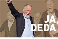 Otkazana predstava Budala na večeri Narodnog pozorišta Tuzla, umjesto nje urnebesna komedija Ja deda s Perom Juričićem u glavnoj ulozi