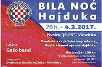 Hajdukova Bila noć u Virovitici