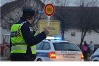 U proteklom tjednu ukupno 406 prometnih prekršaja. Biciklista u 8:30 sati napuhao čak 2,57 promila