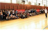 Sportske igre mladih: U Orahovici otvoren Coca-Cola Cup 2017.